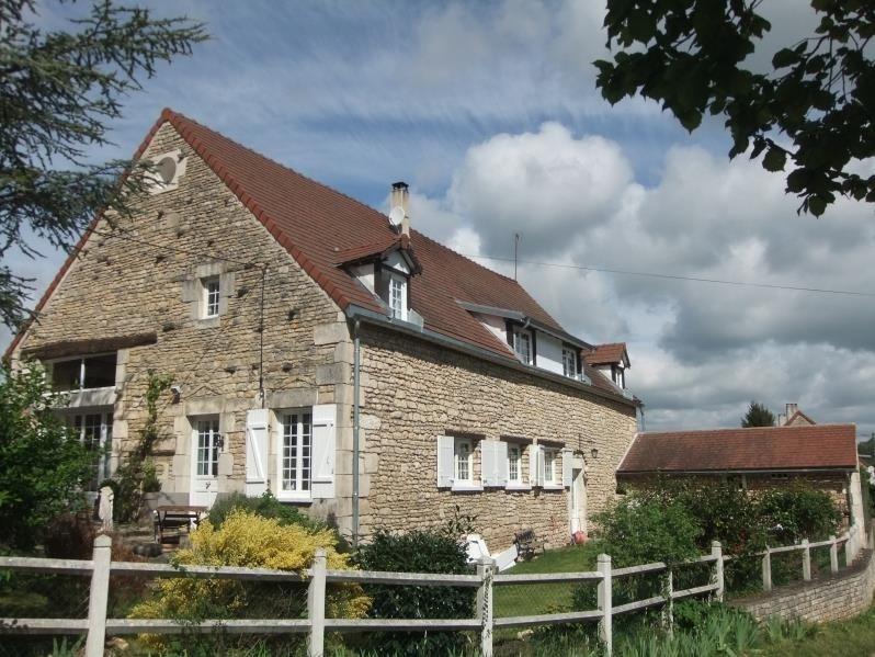 Vente maison / villa Chatel censoir 218000€ - Photo 1