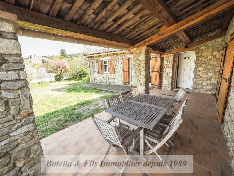 Venta  casa Goudargues 279000€ - Fotografía 9