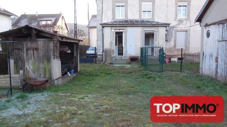 Sale building Fraize 113000€ - Picture 7