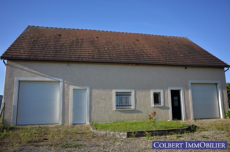 Verkoop  werkplaats Seignelay 97000€ - Foto 1