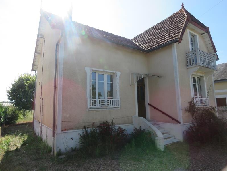 Sale house / villa Montoire sur le loir 160000€ - Picture 1