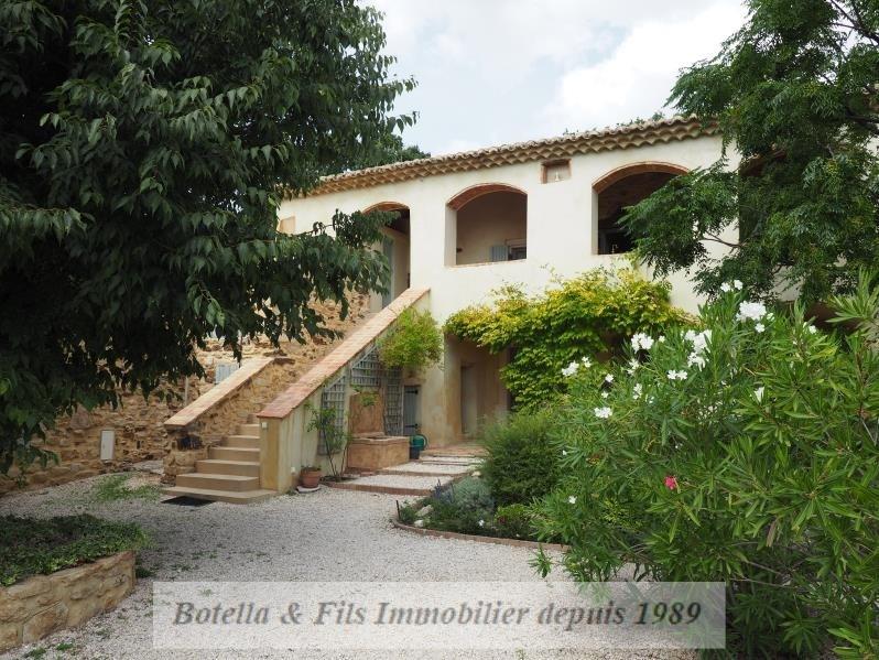 Verkoop van prestige  huis Goudargues 556000€ - Foto 18