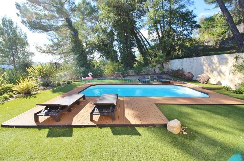 Vente de prestige maison / villa Le tignet 575000€ - Photo 8