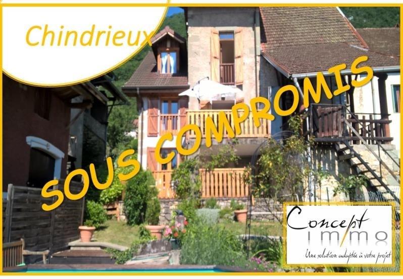 Venta  casa Chindrieux 235000€ - Fotografía 1