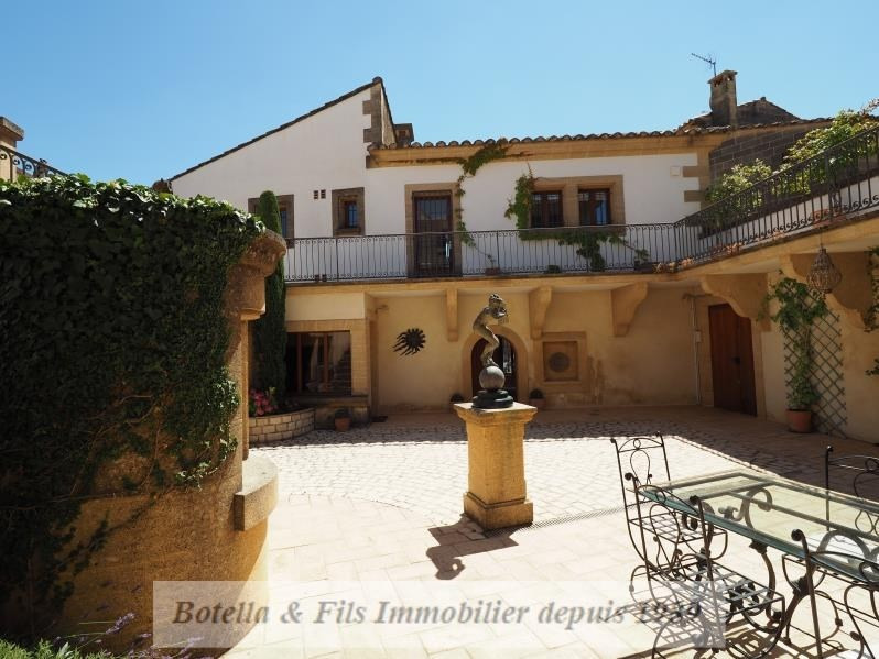 Immobile residenziali di prestigio casa Uzes 590000€ - Fotografia 19