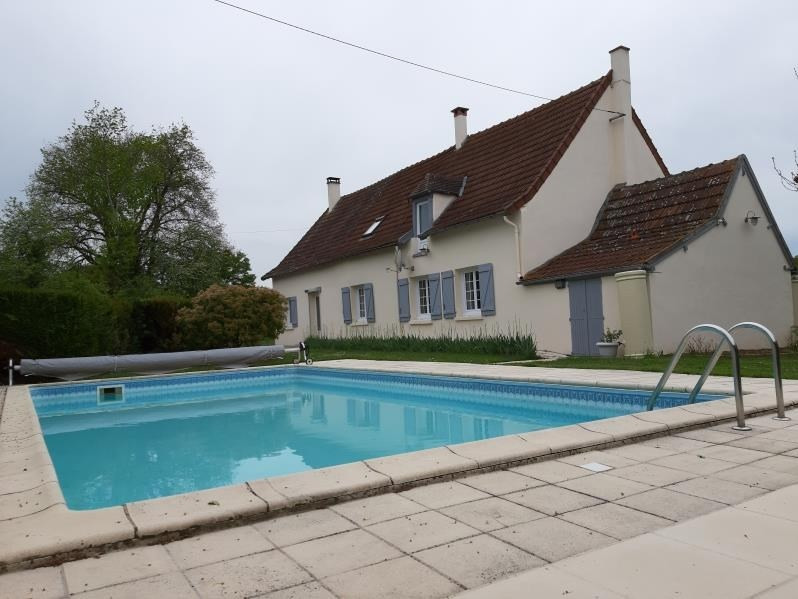 Sale house / villa 10 min bourbon l'arch. 280 800€ - Picture 1