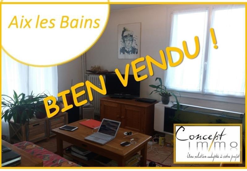 Venta  apartamento Aix les bains 145000€ - Fotografía 1