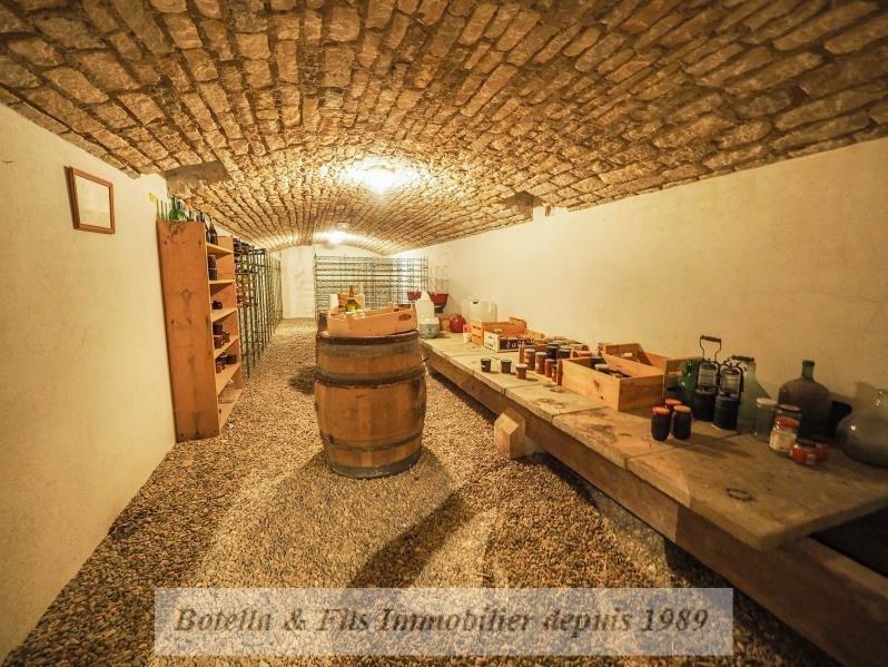 Vente de prestige maison / villa Barjac 1270000€ - Photo 11