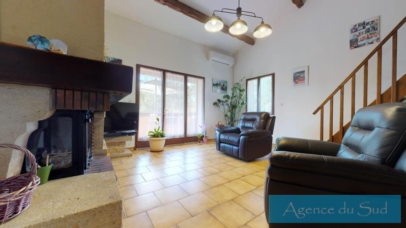 Vente maison / villa Peypin 420000€ - Photo 2