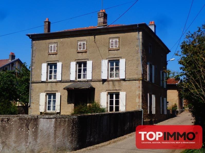 Verkauf haus Nossoncourt 87500€ - Fotografie 6