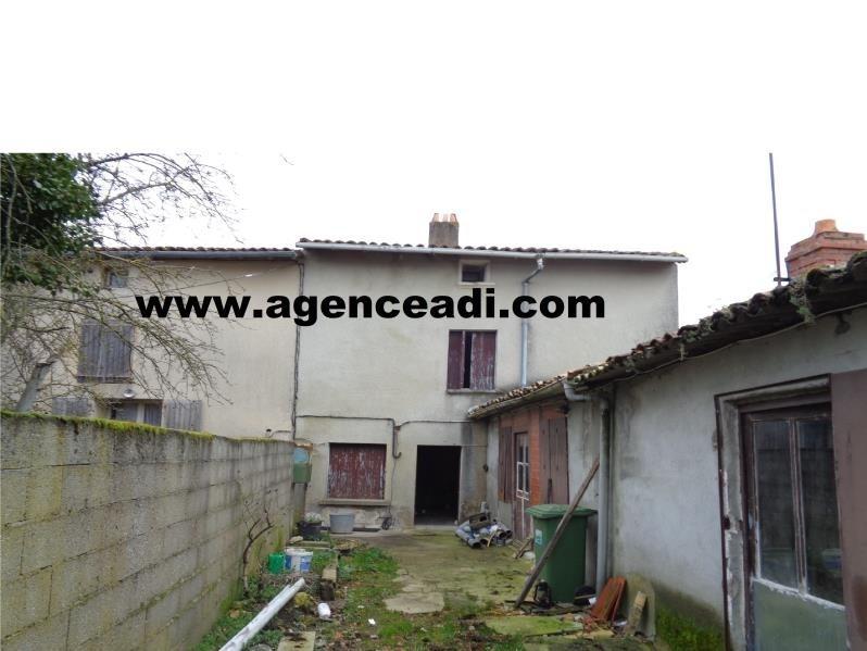 Vente maison / villa La mothe st heray 12950€ - Photo 1