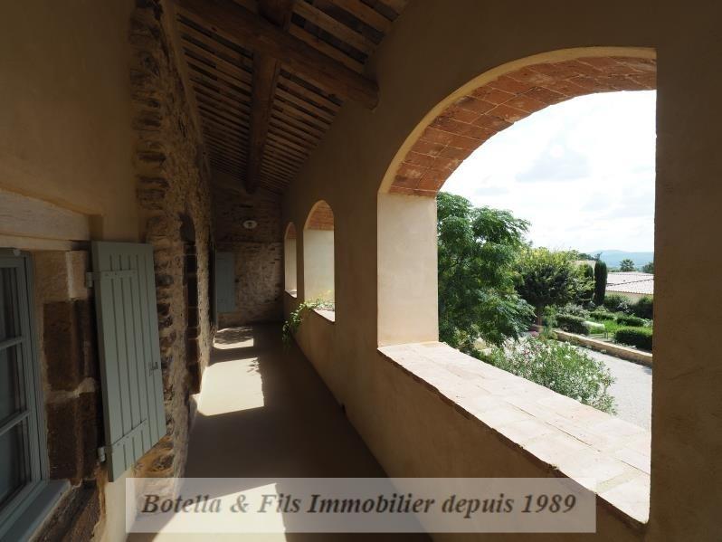 Verkoop van prestige  huis Goudargues 556000€ - Foto 11
