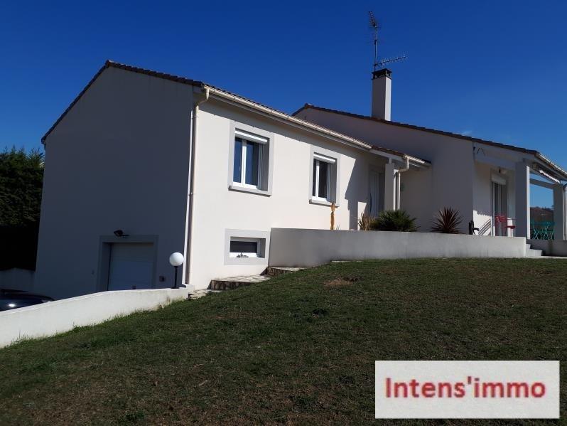 Sale house / villa Chateauneuf sur isere 329000€ - Picture 1