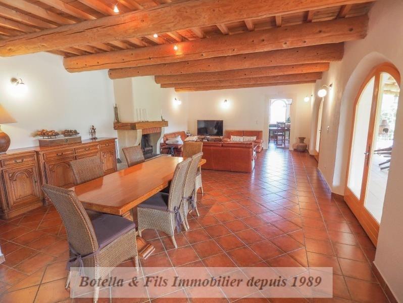 Vente de prestige maison / villa Uzes 845000€ - Photo 8
