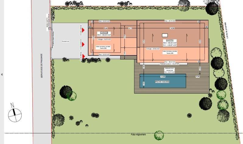 Vente de prestige maison / villa Arbonne 1017600€ - Photo 2