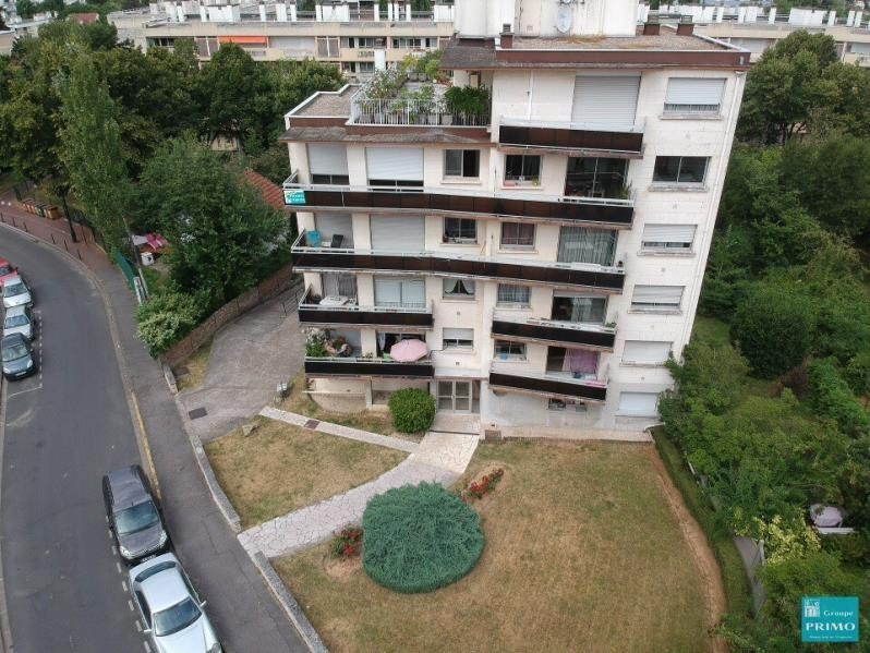 Vente appartement Chatenay malabry 266000€ - Photo 1