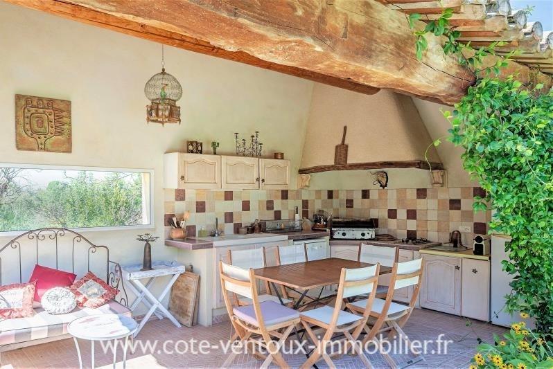Vente de prestige maison / villa Mazan 570000€ - Photo 6