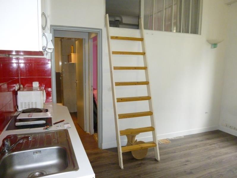 Vente appartement Paris 19ème 205000€ - Photo 1