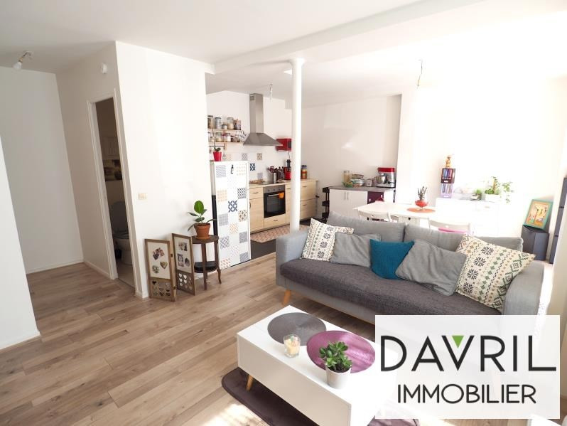 Sale apartment Andresy 164900€ - Picture 2