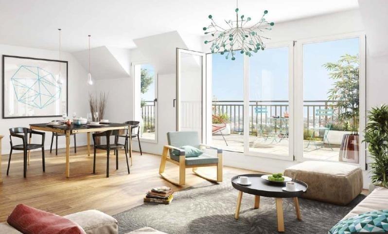 Sale apartment Clamart 430000€ - Picture 1