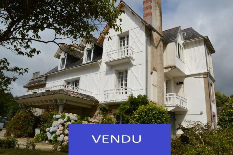 Revenda residencial de prestígio casa Fouesnant 759200€ - Fotografia 1