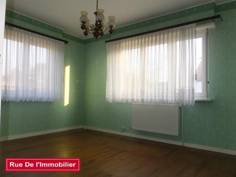 Sale house / villa Mertzwiller 170 400€ - Picture 5