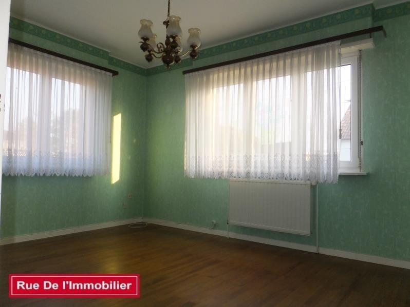 Vente maison / villa Mertzwiller 170400€ - Photo 5