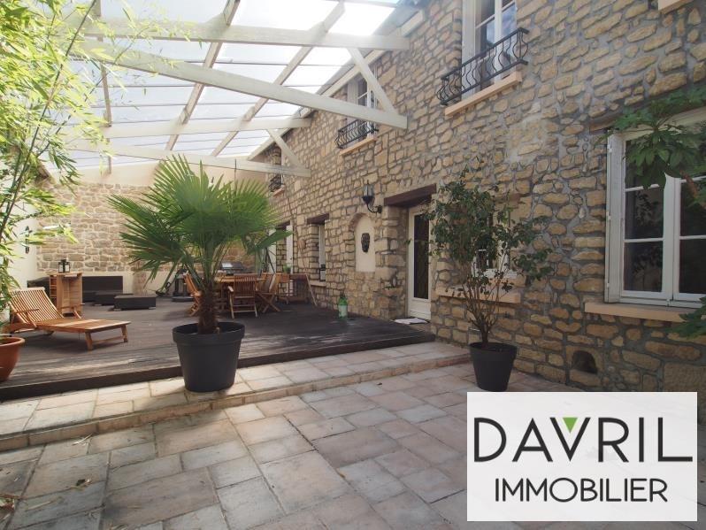 Deluxe sale house / villa Cergy 888000€ - Picture 3