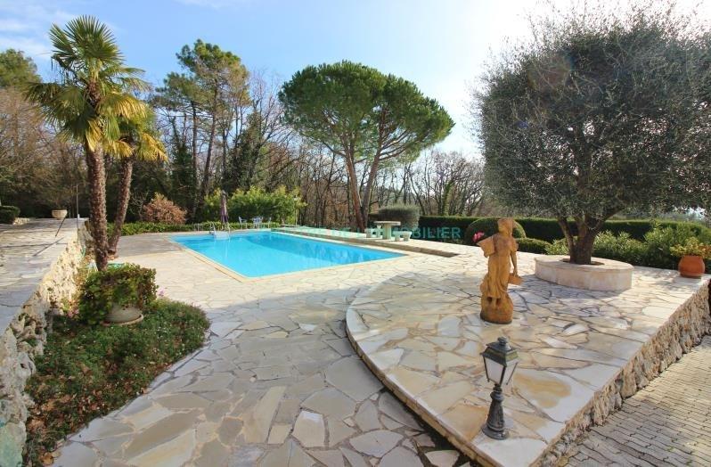 Vente de prestige maison / villa Saint cezaire sur siagne 730000€ - Photo 5
