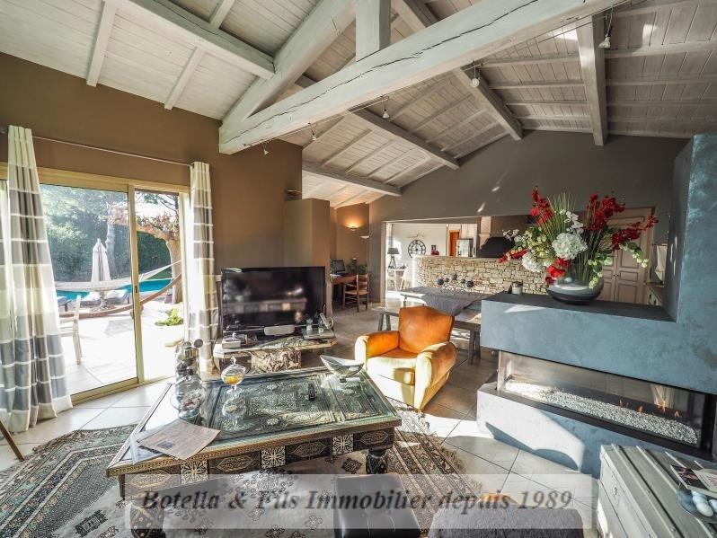 Vente de prestige maison / villa Bagnols sur ceze 490000€ - Photo 5