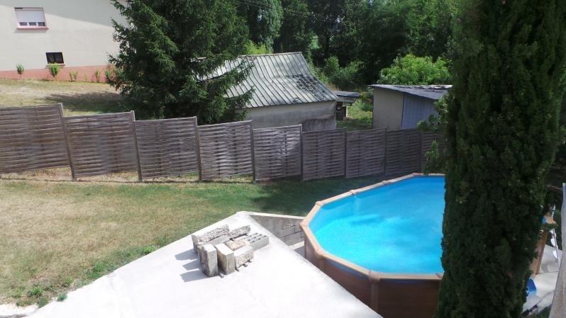 Vente maison / villa St vulbas 287500€ - Photo 9