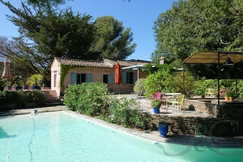 Vente de prestige maison / villa Bormes les mimosas 1650000€ - Photo 2