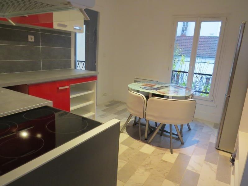 Rental apartment Maisons-laffitte 730€ CC - Picture 2