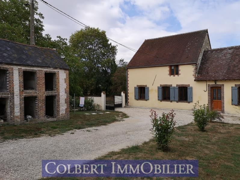 Venta  casa Poilly sur tholon 175000€ - Fotografía 6