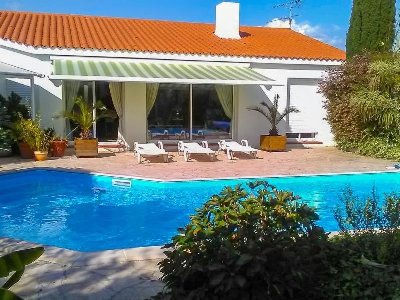 Vente maison / villa Chateau d'olonne 397100€ - Photo 2