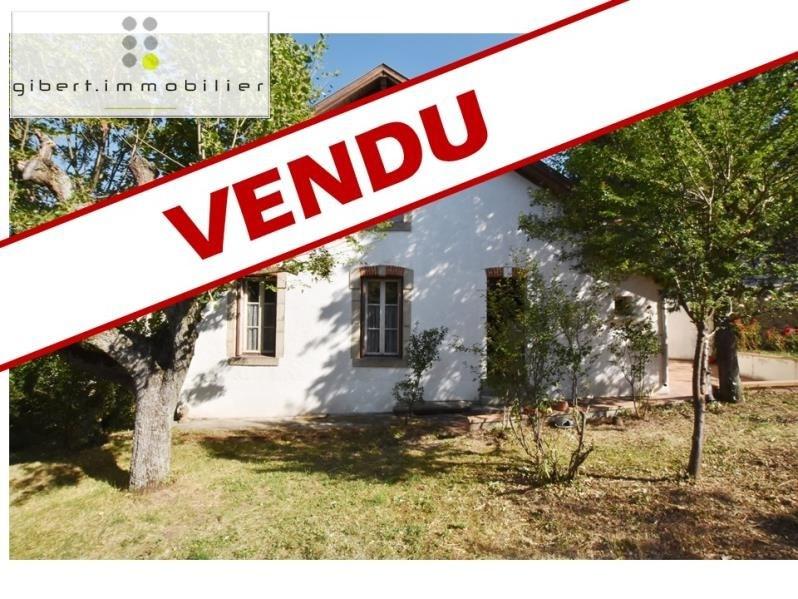 Sale house / villa Aiguilhe 159500€ - Picture 1