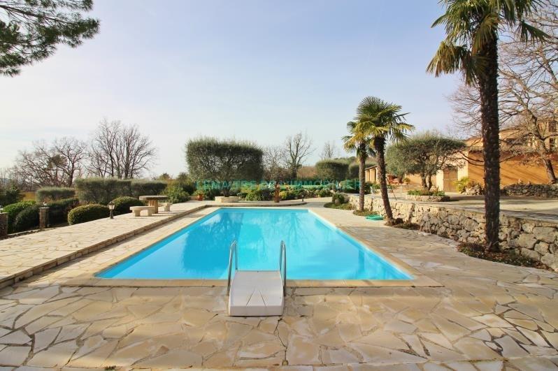 Vente de prestige maison / villa Saint cezaire sur siagne 730000€ - Photo 8