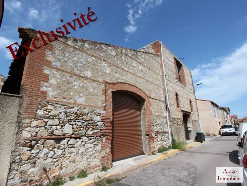 Vente maison / villa St hippolyte 107000€ - Photo 1