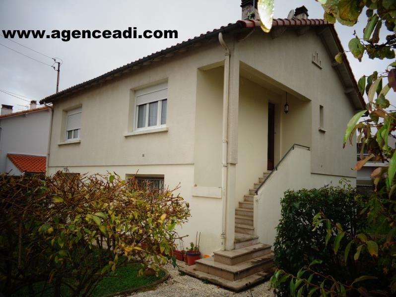 Vente maison / villa Niort 133300€ - Photo 1