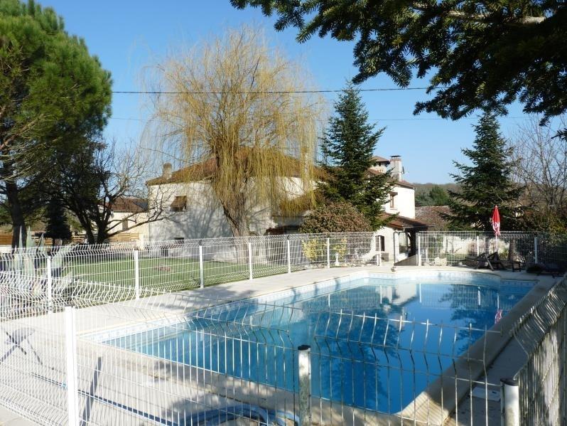 Sale house / villa Laplume 315000€ - Picture 1