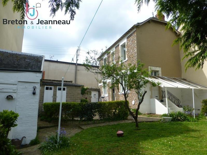 Sale house / villa Laval 156000€ - Picture 2