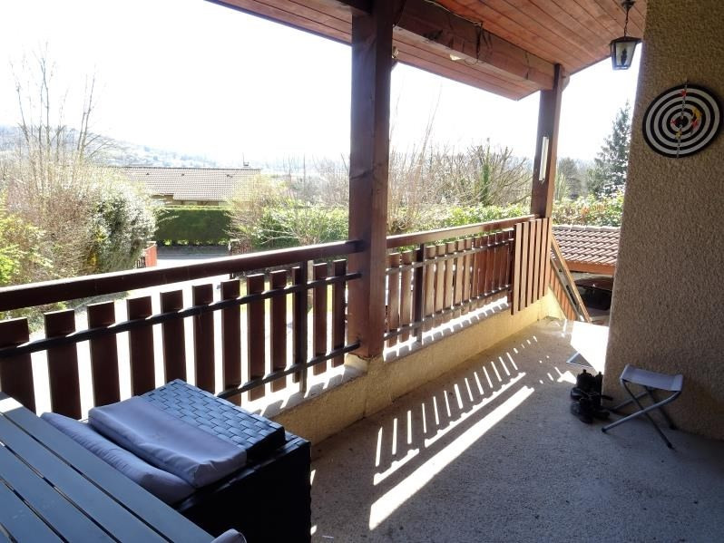 Vente maison / villa St just chaleyssin 313500€ - Photo 5
