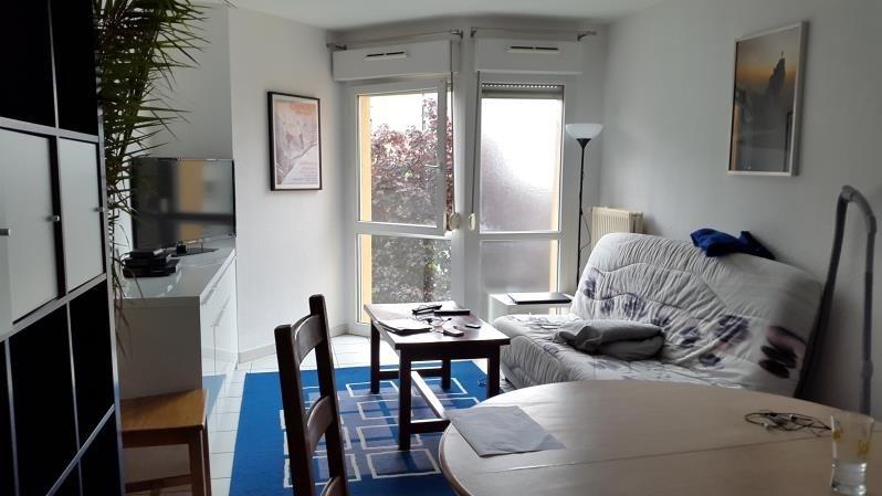 Rental apartment Dijon 550€ CC - Picture 1