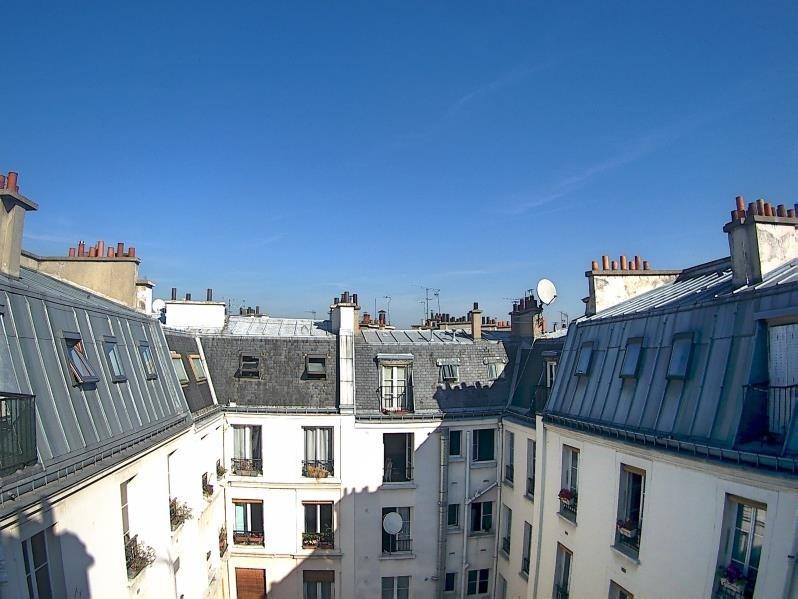 Vente appartement Paris 10ème 117000€ - Photo 2
