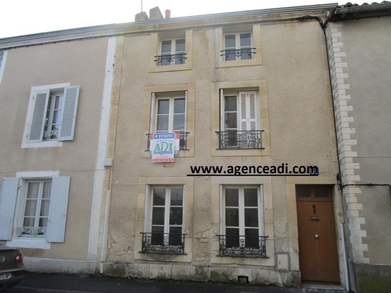 Vente maison / villa St maixent l'ecole 64800€ - Photo 1