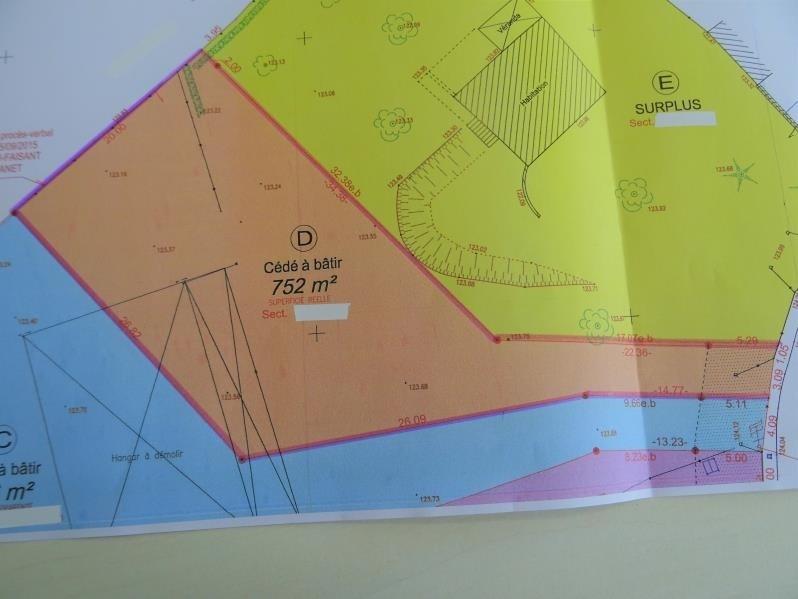 Verkauf grundstück Bueil proche 69000€ - Fotografie 3