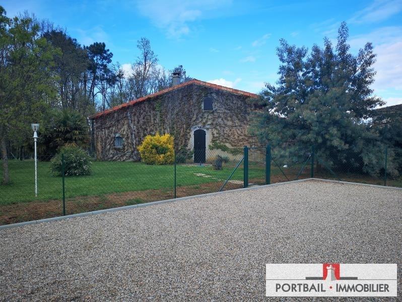 Location maison / villa St ciers de canesse 650€ CC - Photo 1