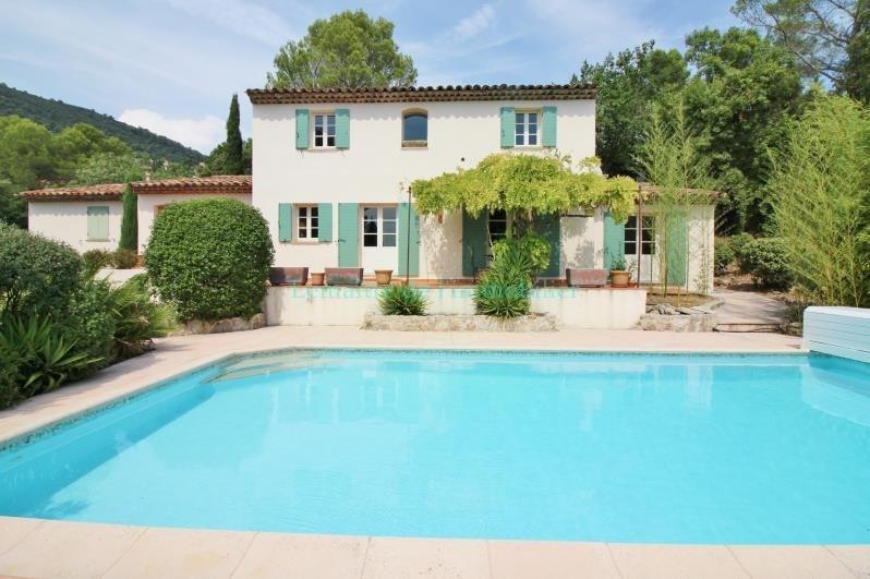 Vente de prestige maison / villa Le tignet 685000€ - Photo 1