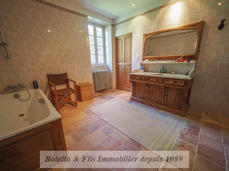 Vente de prestige maison / villa Uzes 998000€ - Photo 10