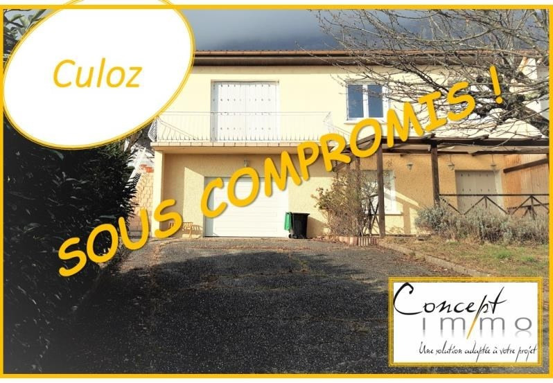 Sale house / villa Culoz 174 900€ - Picture 1